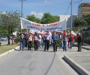 Θεσπρωτία: Συνδικάτο Οικοδόμων και συναφών επαγγελμάτων Ν.Θεσπρωτίας: Κάλεσμα για συμμετοχή στην πανελλαδική απεργία της Τετάρτης