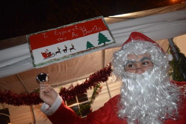 Θεσπρωτία: Εκπολιτιστικός σύλλογος απανταχού Ξηρολοφιτών «Ο Κοκκυτός»: Τριήμερο χριστουγεννιάτικο χωριό 15-17 Δεκεμβρίου