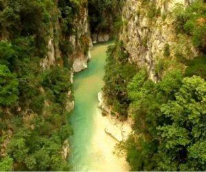 Θεσπρωτία: Διάσχιση του Ποταμού Αχέροντα 16-17 Σεπτεμβρίου