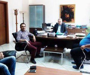 Θεσπρωτία: Συνάντηση Δημάρχου Ηγουμενίτσας με το Προεδρείο της Ένωσης Αστυνομικών Υπαλλήλων Θεσπρωτίας