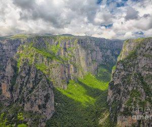 Ήγουμενίτσα: Ελληνικός Ορειβατικός Σύλλογος Ηγουμενίτσας: Διάσχιση Βίκου στις 25 Σεπτεμβρίου