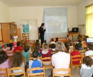 Θεσπρωτία: Ενημέρωση μικρών μαθητών παιδικών σταθμών στη Θεσπρωτία, σε θέματα κυκλοφοριακής αγωγής