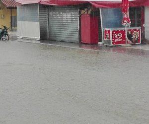 Ήγουμενίτσα: Ποτάμια οι δρόμοι στην Ηγουμενίτσα-Κατολισθήσεις δρόμων στο Καστρί (+ΦΩΤΟ)