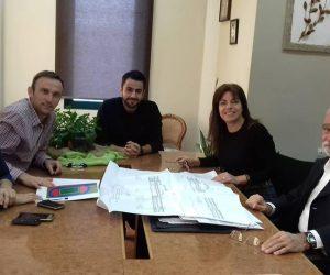 Θεσπρωτία: Ξεκινάνε οι διαδικασίες διαμόρφωσης του αγωνιστικού χώρου του στίβου στο Γήπεδο 49 Προκρίτων στην Παραμυθιά