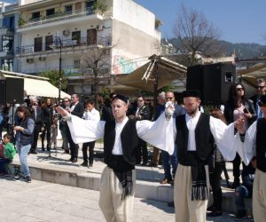 Ηγουμενίτσα: Εκδηλώσεις για την 25η Μαρτίου