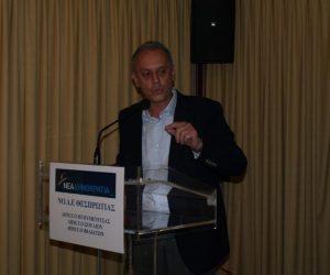 Θεσπρωτία: Ο πρώην Υπουργός και Βουλευτής Θεσπρωτίας της ΝΔ, Αντώνης Μπέζας για το ΤΕΙ Ηγουμενίτσας