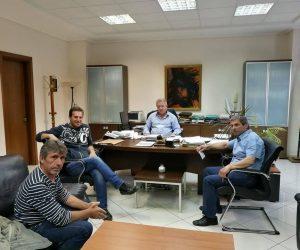 Ήγουμενίτσα: Συνάντηση του Δημάρχου Ηγουμενίτσας με το Εργατικό Κέντρο Θεσπρωτίας