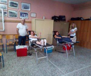 Θεσπρωτία: Εθελοντική Αιμοδοσία από τον Σύλλογο Σαρακατσαναίων Θεσπρωτίας