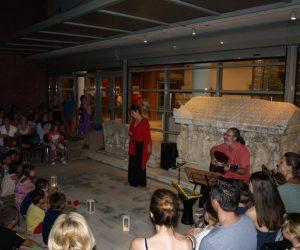 Η Εφορεία Αρχαιοτήτων Θεσπρωτίας για τις εκδηλώσεις για τον εορτασμό της Πανσελήνου του Αυγούστου