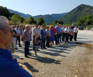 Θεσπρωτία: Ετήσιο μνημόσυνο εκτελεσθέντων από τα στρατεύματα κατοχής στη Μίχλα (+ΦΩΤΟ)
