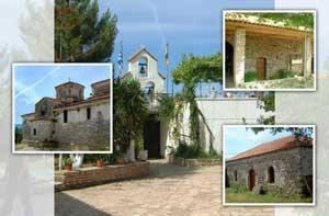 Θεσπρωτία: Πανηγυρίζει η Ιερά Μονή Κοιμήσεως της Θεοτόκου Ραγίου την Τετάρτη (Εννιάμερα της Παναγίας)