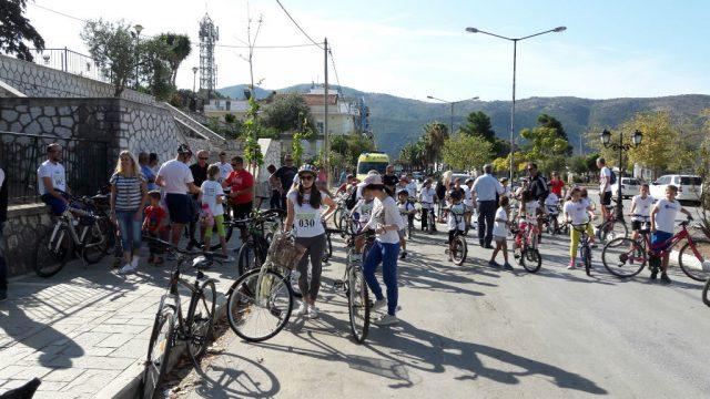 Θεσπρωτία: Ποδηλατοδρομία στην προστατευόμενη περιοχή του Δέλτα Καλαμά (+ΦΩΤΟ)