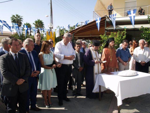 Θεσπρωτία: Eκδήλωση για την Ημέρα Εθνικής Μνήμης της Γενοκτονίας των Ελλήνων της Μικράς Ασίας στη Νέα Σελεύκεια (+BINTEO)