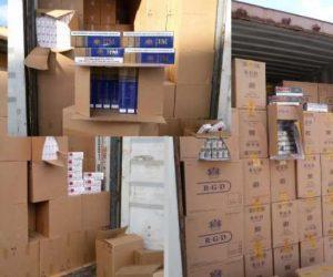 Θεσπρωτία: Οργιάζει το λαθρεμπόριο και στην Θεσπρωτία – Τι λαβράκι έβγαλαν οι τελωνειακοί έλεγχοι στην Ηγουμενίτσα