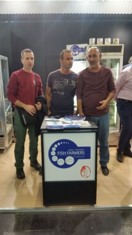 Θεσπρωτία: Επιτυχημένη παρουσία για τη θεσπρωτική ιχθυοκαλλιέργεια στην Anuga 2017