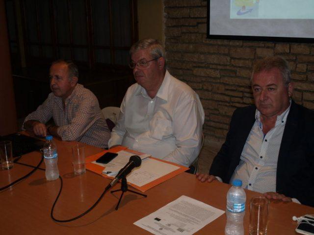 Ήγουμενίτσα: Ενημερωτική ημερίδα για τους νέους αγρότες στην Ηγουμενίτσα με ομιλητή τον Αλέξανδρο Καχριμάνη (+ΦΩΤΟ)
