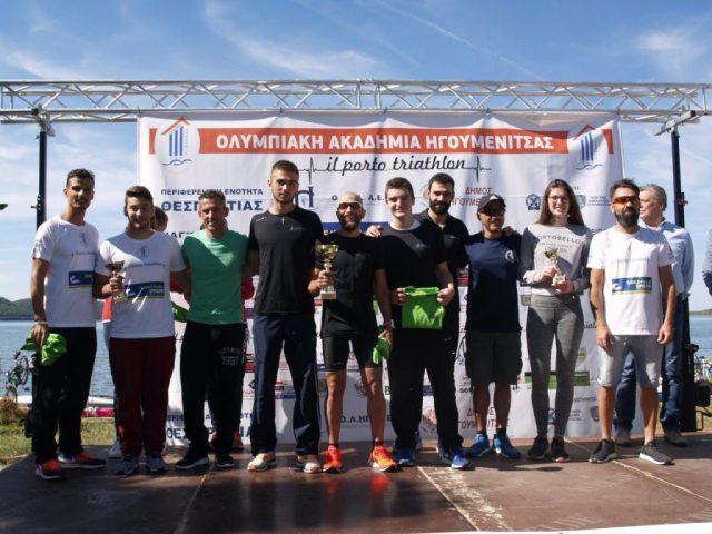 Θεσπρωτία: Βίντεο από τον 2ο αγώνα Τριάθλου στην Ηγουμενίτσα