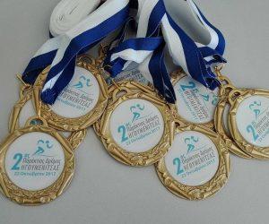 Θεσπρωτία: 2ος Παράκτιος Δρόμος Ηγουμενίτσας - Τα έπαθλα και τα μετάλλια των τριών πρώτων νικητών (+ΦΩΤΟ)