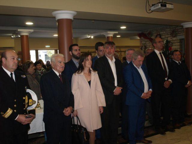 Θεσπρωτία: Εγκαίνια της 26ης Ετήσιας Έκθεσης της «ΦΛΟΓΑΣ» στην Ηγουμενίτσα (+ΒΙΝΤΕΟ)