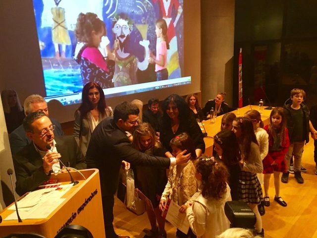 Θεσπρωτία: Βραβεύτηκε το Δημοτικό Σχολείο Γραικοχωρίου στον 4ο Μαθητικό Διαγωνισμό «Ένα σχολείο διηγείται» στο Μουσείο της Ακρόπολης (+ΦΩΤΟ)