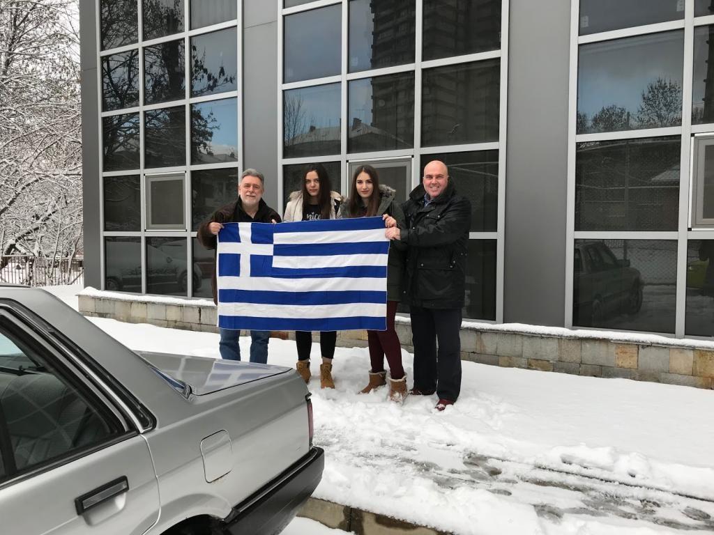 Θεσπρωτία: Το 1ο ΓΕΛ Ηγουμενίτσας στον διαγωνισμό «5th Experimental Physics Olympiad» στη Σόφια της Βουλγαρίας