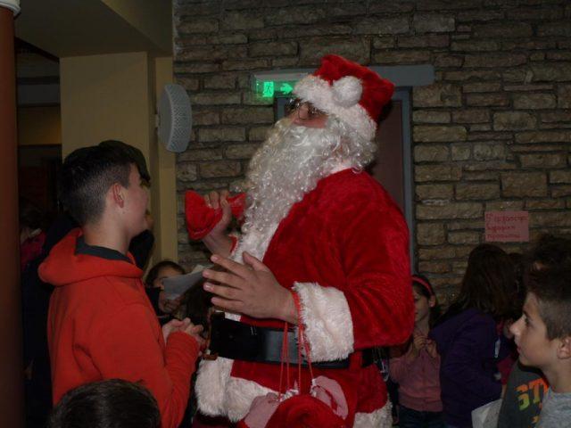 Ήγουμενίτσα: Χριστουγεννιάτικο Εργαστήρι στην Ηγουμενίτσα (+ΦΩΤΟ)