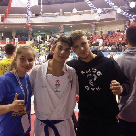 Ήγουμενίτσα: Τα αδέρφια Δημήτρης και Μαρία Στόλη έκαναν την Ηγουμενίτσα περήφανη στην Κωνσταντινούπολη-Αργυρό μετάλλιο και για τον Δημήτρη Στόλη στο 6ο International Turkish Open