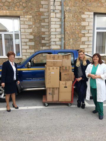 Θεσπρωτία: Το Νοσοκομείο Φιλιατών στο πλευρό των πληγέντων της Μάνδρας