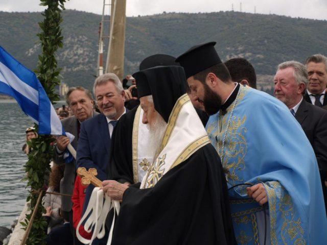 Θεσπρωτία: Ο εορτασμός των Θεοφανείων στην Ηγουμενίτσα (+ΦΩΤΟ, +VIDEO)