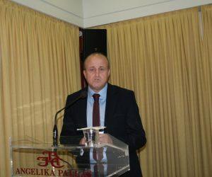 Θεσπρωτία: Παραμένει στην θέση του ο Αστυνομικός Διευθυντής Θεσπρωτίας ο Ταξίαρχος Ηλίας Ντόντης