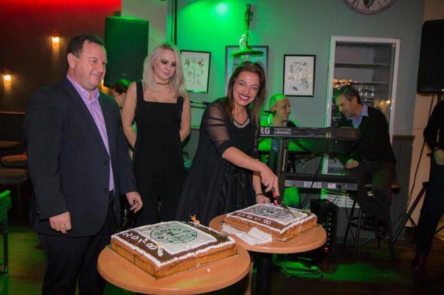 Θεσπρωτία; Έκοψε την πρωτοχρονιάτικη πίτα του το Σούλι Παραμυθιάς (+ΦΩΤΟ)