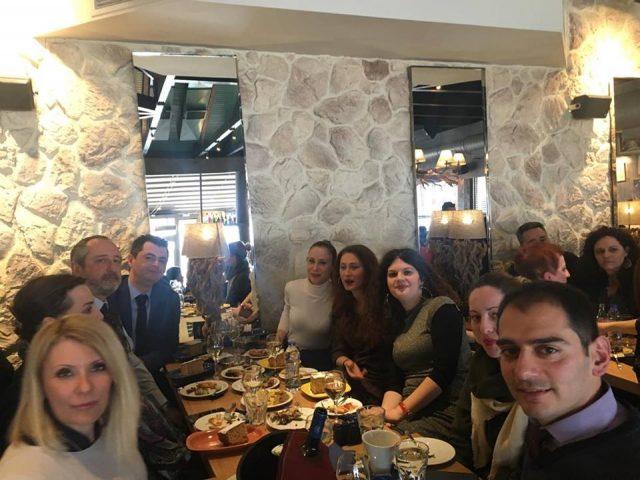 ΄Ηγουμενίτσα: Έκοψε την πρωτοχρονιάτικη πίτα του ο Δικηγορικός Σύλλογος Θεσπρωτίας (+ΦΩΤΟ)