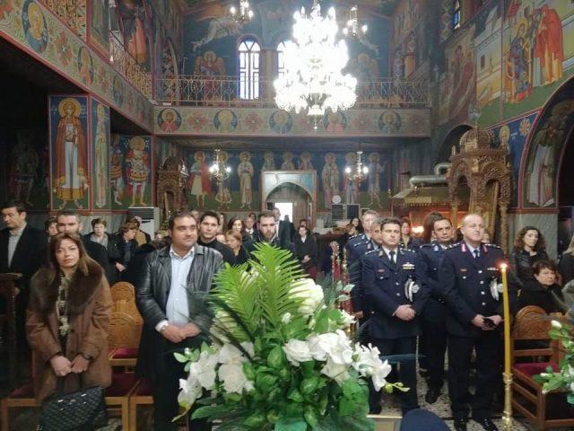 Θεσπρωτία: Ένωση Αστυνομικών Υπαλλήλων Νομού Θεσπρωτίαs: Επιμνημόσυνη δέηση για τους συναδέλφους αστυνομικούς που έχασαν τη ζωή τους