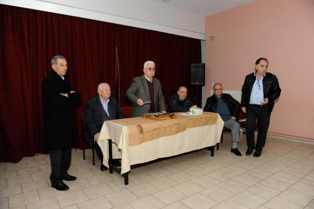 Ήγουμενίτσα: Ένωση Συνταξιούχων Ο.Α.Ε.Ε. Νομού Θεσπρωτίας: Κοπή της πρωτοχρονιάτικης πίτας στην Παραμυθιά