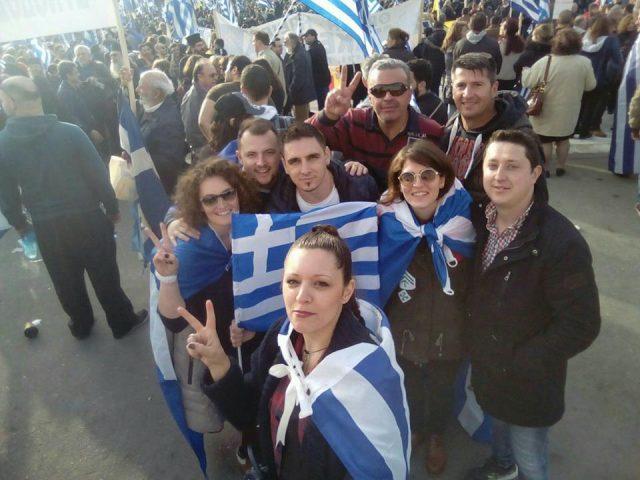 Θεσπρωτία: Δυναμικό παρών της Θεσπρωτίας στο μεγάλο συλλαλητήριο της Αθήνας για το Μακεδονικό