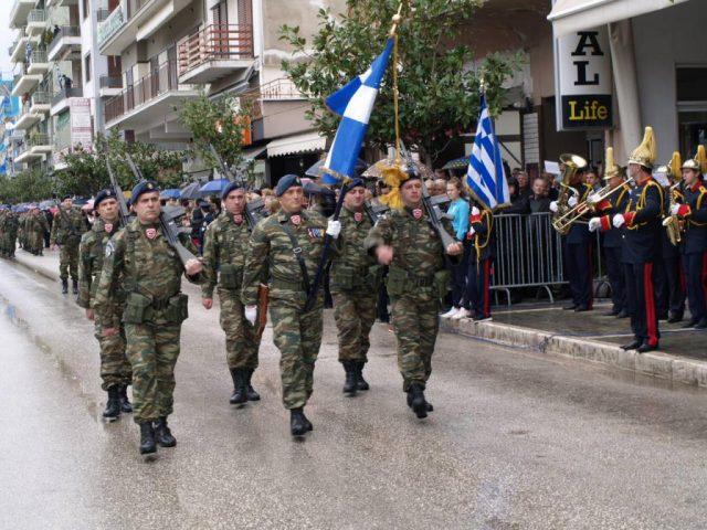 Ήγουμενίτσα: Ο εορτασμός της 25ης Μαρτίου στην Ηγουμενίτσα (+ΦΩΤΟ)