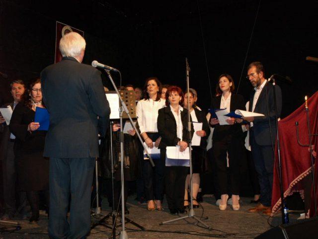 Ήγουμενίτσα: Καθήλωσε τους θεατές Βυζαντινή Χορωδία του Ι.Ν. Ευαγγελισμού της Θεοτόκου Ηγουμενίτσας