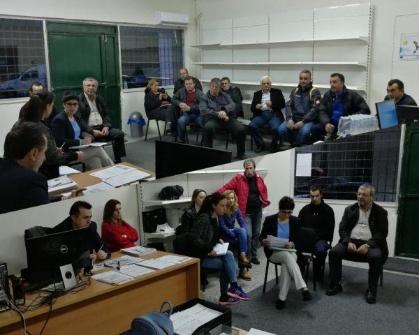 Ήγουμενίτσα: Συνάντηση Δικτύωσης Ενημέρωσης Προνοιακών Δομών του Δήμου Ηγουμενίτσας με Προέδρους – Εκπροσώπους Κοινοτήτων του Δήμου