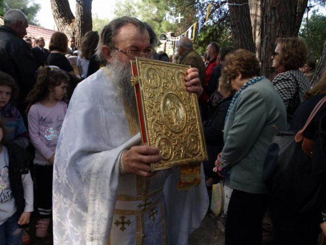 ΄'Ηγουμενίτσα: «Βούλιαξε» από κόσμο το γραφικό Αγιονήσι στην Ηγουμενίτσα για τον εορτασμό της Ζωοδόχου Πηγής (+ΦΩΤΟ, +ΒΙΝΤΕΟ)