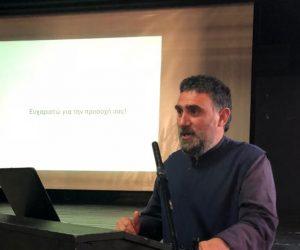Θεσπρωτία: Για τον προσκυνηματικό τουρισμό μίλησε ο π. Ηλίας Μάκος σε μαθητές του ΕΠΑΛ Ηγουμενίτσας…