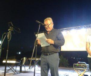 Ήγουμενίτσα: Ο χαιρετισμός του Δημάρχου Ηγουμενίτσας Γιάννη Λώλου στα εγκαίνια της Μουσικής Εβδομάδας