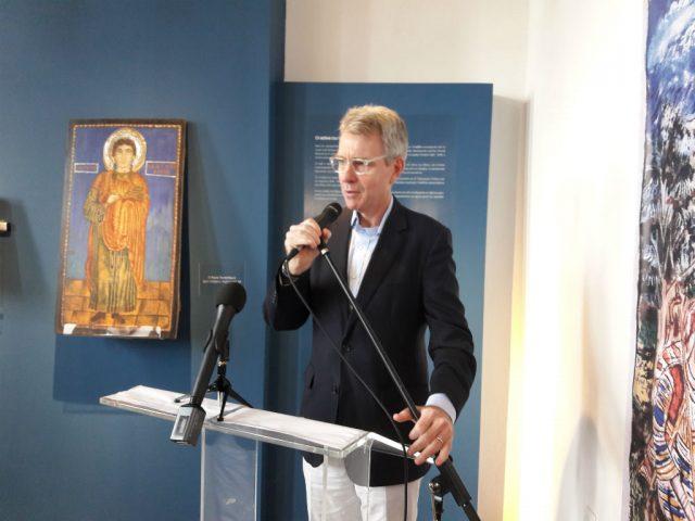 """Θεσπρωτία: Ο Αμερικανός Πρέσβης Τζέφρι Πάιατ από τον ακριτικό Λια: «Πυλώνας σταθερότητας η Ελλάδα"""""""