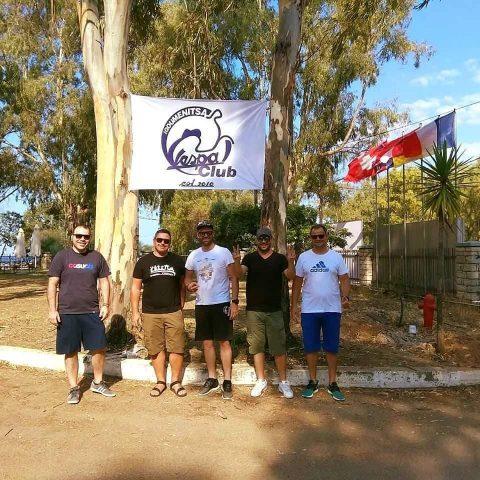 Ήγουμενίτσα: Εγκαίνια της Πανελλήνιας συγκέντρωσης φίλων Vespa την Πέμπτη στην Ηγουμενίτσα