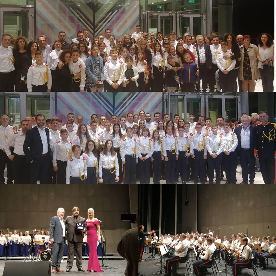 Ήγουμενίτσα: Φιλαρμονική Δήμου Ηγουμενίτσας - Εντυπωσίασε στο Μέγαρο Μουσικής Θεσσαλονίκης (+ΦΩΤΟ)