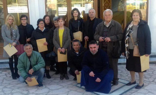 Θεσπρωτία: Από την ενορία Κεστρίνης φιλοξενήθηκαν ηλικιωμένοι/ες του ΚΗΦΗ Φιλιατών