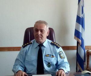 Θεσπρωτία: Κλιμάκιο της Ενωσης Αστυνομικών Υπαλλήλων Θεσπρωτίας στον Αστυνομικό Διευθυντή Φώτη Ντίνη-Τα θέματα που συζητήθηκαν
