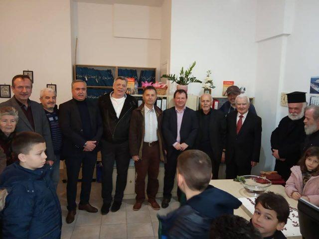 Ήγουμενίτσα: Ο Σύλλογος Πολύτεκνων γονέων Ηγουμενίτσας έκοψε την πρωτοχρονιάτικη πίτα του