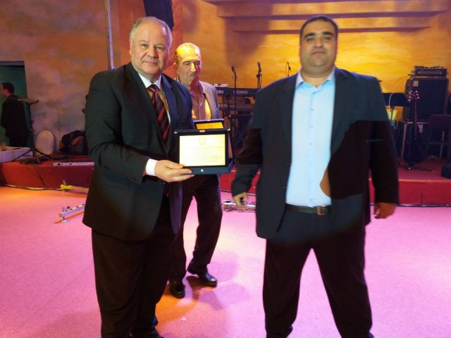 Θεσπρωτία: Η Ένωση Αστυνομικών Υπαλλήλων Θεσπρωτίας βράβευσε τον Επίτιμο Αρχηγό της ΕΛ.ΑΣ Κων/νο Τσουβάλα