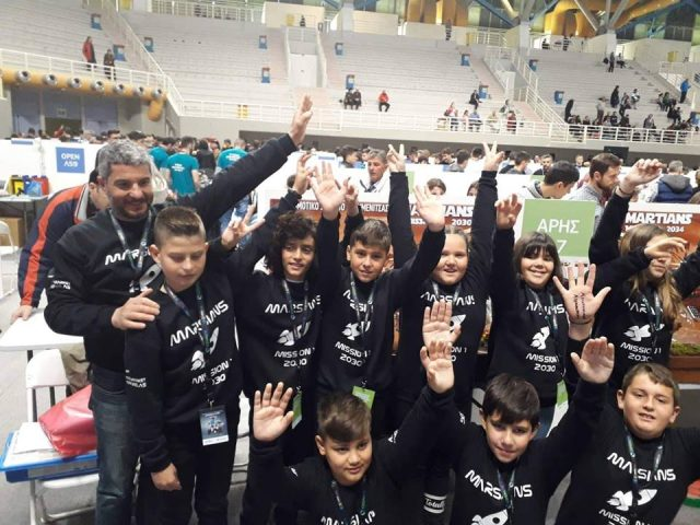 Θεσπρωτία: Δύο βραβεία για το 4ο Δημοτικό Σχολείο Ηγουμενίτσας στον Πανελλήνιο Διαγωνισμό Ρομποτικής