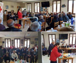 Θεσπρωτία: ΚΗΦΗ Δήμου Ηγουμενίτσας - Ενημερωτική ομιλία σε θέματα πρώτων βοηθειών